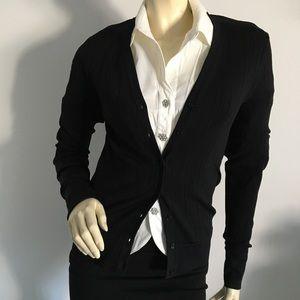 NWOT DKNY v-neck cardigan